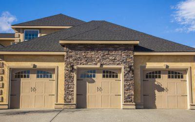 Stone Design for Garage