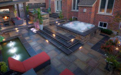 Five Stone Patio Designs